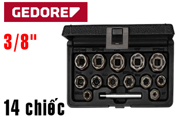 Bộ dụng cụ Gedore Red R19153000