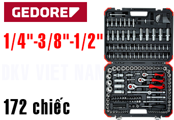 Bộ dụng cụ Gedore Red R45603172