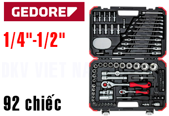 Bộ dụng cụ Gedore Red R46003092