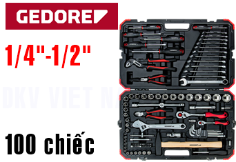 Bộ dụng cụ Gedore Red R46003100