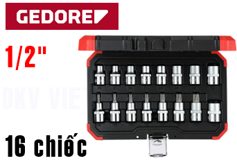 Bộ dụng cụ Gedore Red R68003016
