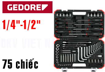 Bộ dụng cụ Gedore Red R68003075