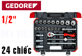 Bộ dụng cụ Gedore Red R69003024
