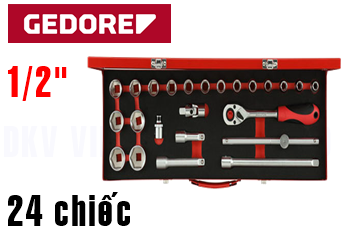 Bộ dụng cụ Gedore Red R69004024