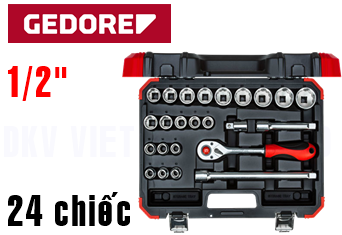 Bộ dụng cụ Gedore Red R69013024