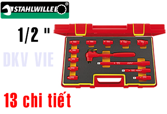 Bộ dụng cụ Stahlwille 12179/9/4 VDE