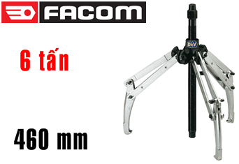 Cảo 3 chấu Facom U.27AS3