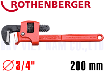 Kìm ống Rothenberger 70350