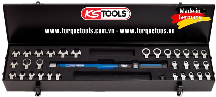 bo co le luc dau doi KS Tools 516.1645, KS Tools torque wrench set 516.1645