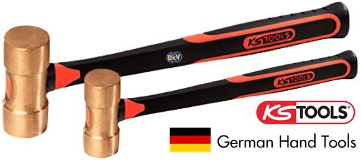 bua dong KS Tools 967.2121, KS Tools Bronze hammer 967.2121