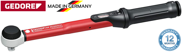 co le luc Gedore Red R68900100, Gedore red torque wrench R68900100